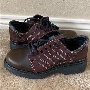 Dr. Martens oxfords Made In England Vintage US 10
